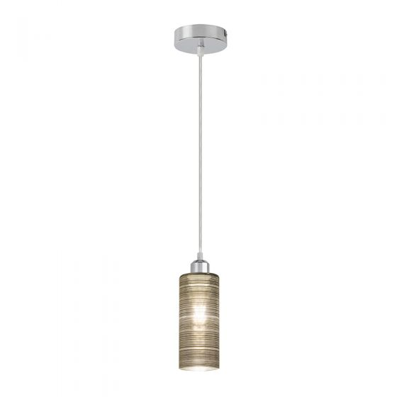 Edit Vera Ceiling Pendant Light - Chrome