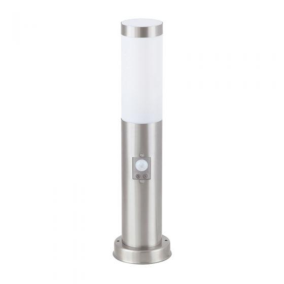 Edit Inox Outdoor Post Light with PIR Sensor - Stainless Steel
