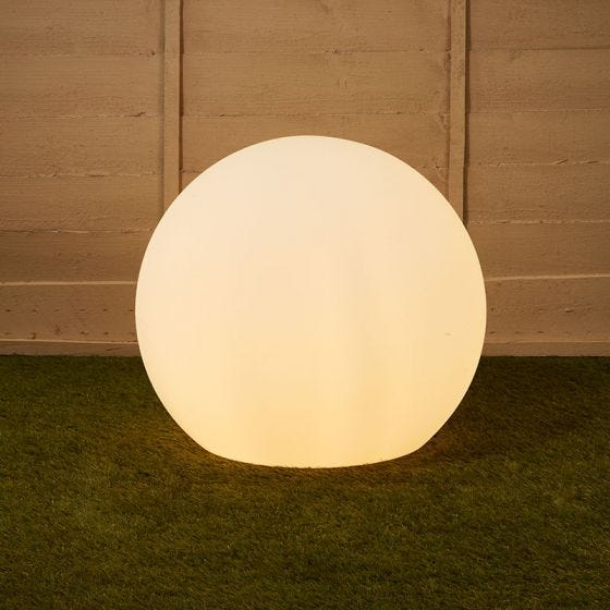 Edit Cloud 600 Outdoor Ground Feature Light - White