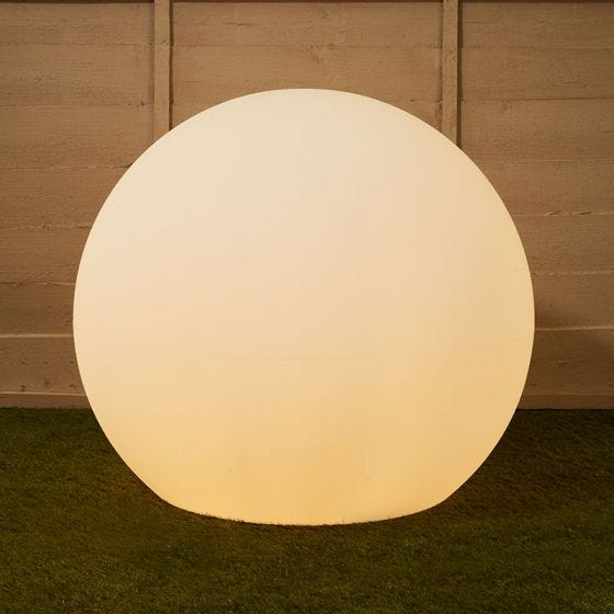Edit Cloud 800 Outdoor Ground Feature Light - White
