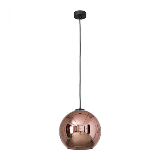 Edit Echo Ceiling Pendant Light - Copper
