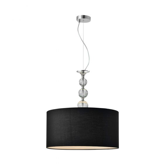 Edit Chester Ceiling Pendant Light - Black