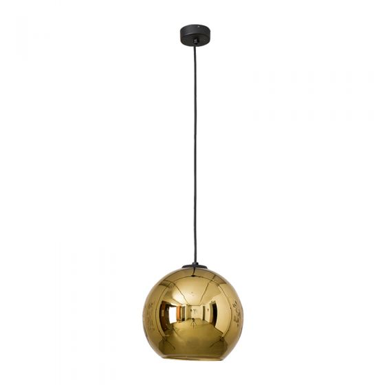 Edit Echo Ceiling Pendant Light - Gold