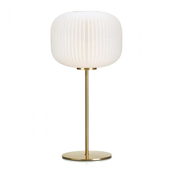 Sober Table Lamp - White