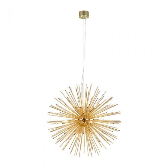 Soleil Ceiling Pendant Light - Gold