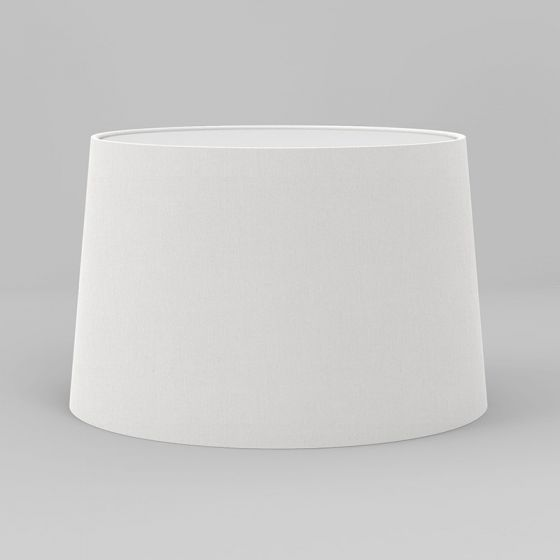 Astro Tapered 250 Lamp Shade - White