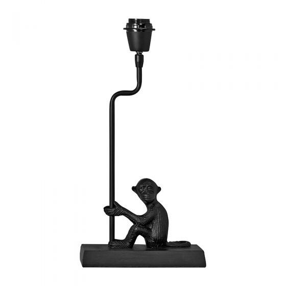 Edit Norma Statement Table Lamp - Base Only -Black