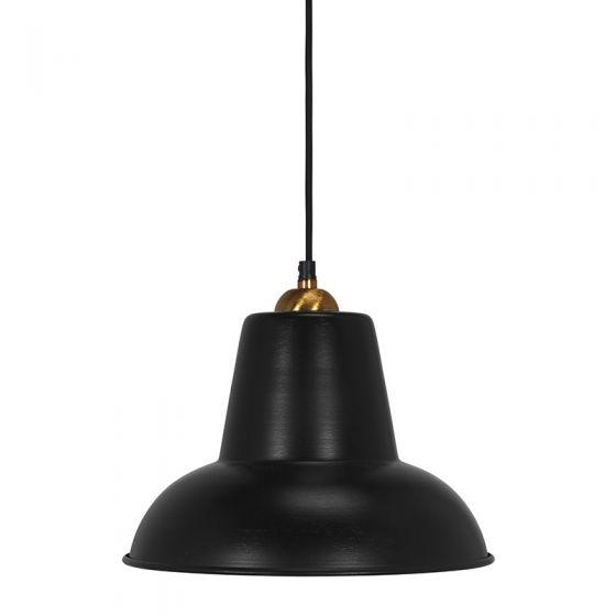 Edit Scottsville Large Ceiling Pendant Light - Black