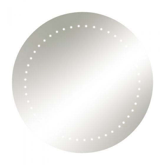 Starlight LED Round Illuminated Bathroom Mirror Light