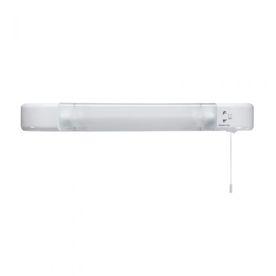 Shear LED Shaver Light - White