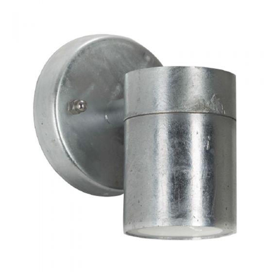 Edit Coastal Viking Outdoor Wall Light - Galvanised Steel