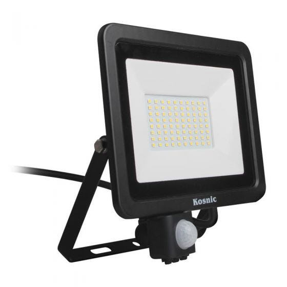 Climate 30W LED Floodlight with PIR Sensor