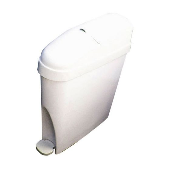 Sanitary Bin - White - 20 Litre