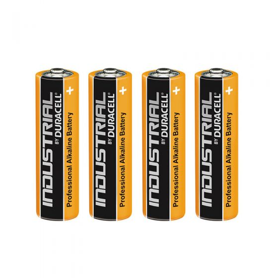 Duracell Industrial AA Battery - Pack of 4