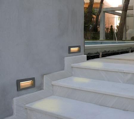 Tile and brink lights