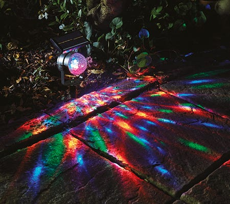 Music & Feature Lights